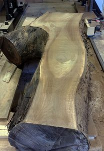 Reclaimed Maple Tree